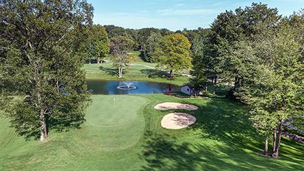 Snow Snake Golf Course